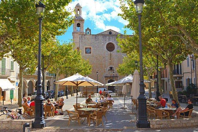Traslados privados para bodas en Mallorca