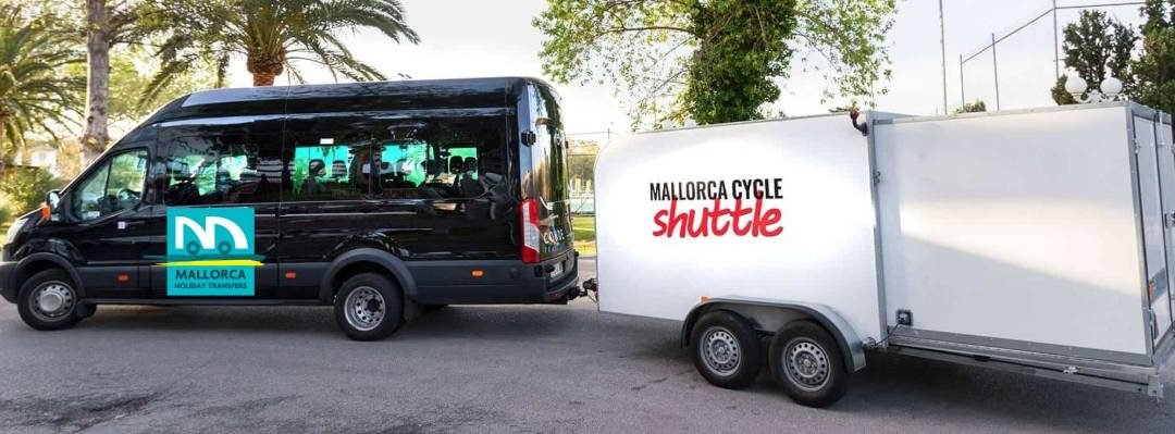Traslados de ciclistas en Mallorca