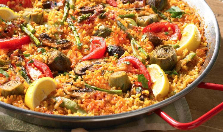 Paella in Mallorca