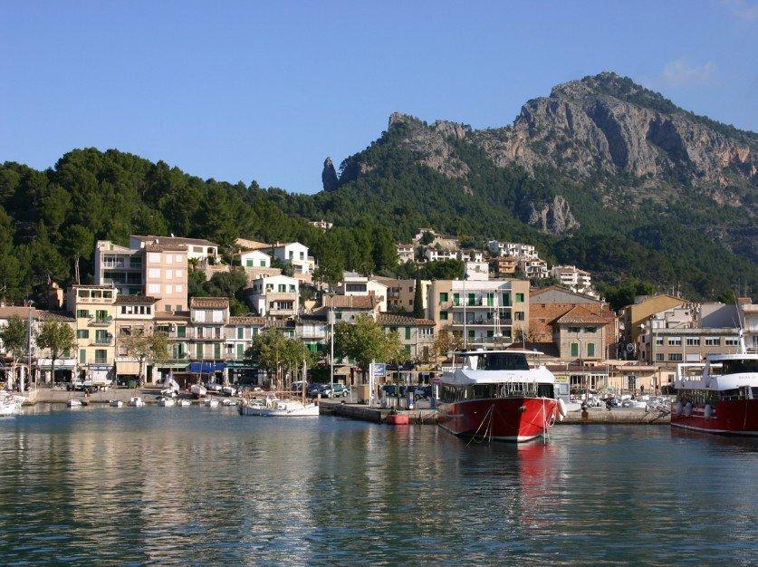 Mallorca airport transfers to Port de Soller