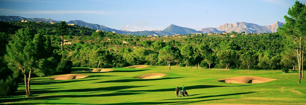Golf Urlaub Transfers auf Mallorca